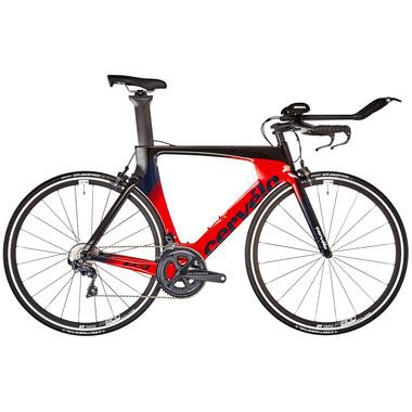 Vélo de Contre La Montre CERVÉLO P3 Shimano Ultegra 80000 32/56 Noir/Rouge 2020